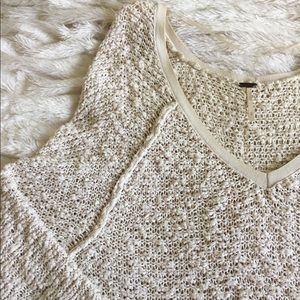 Free People - Slouchy Oversized Sweater